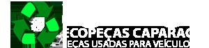 Logomarca Ecopeças Caparaó Espirito Santo - ES